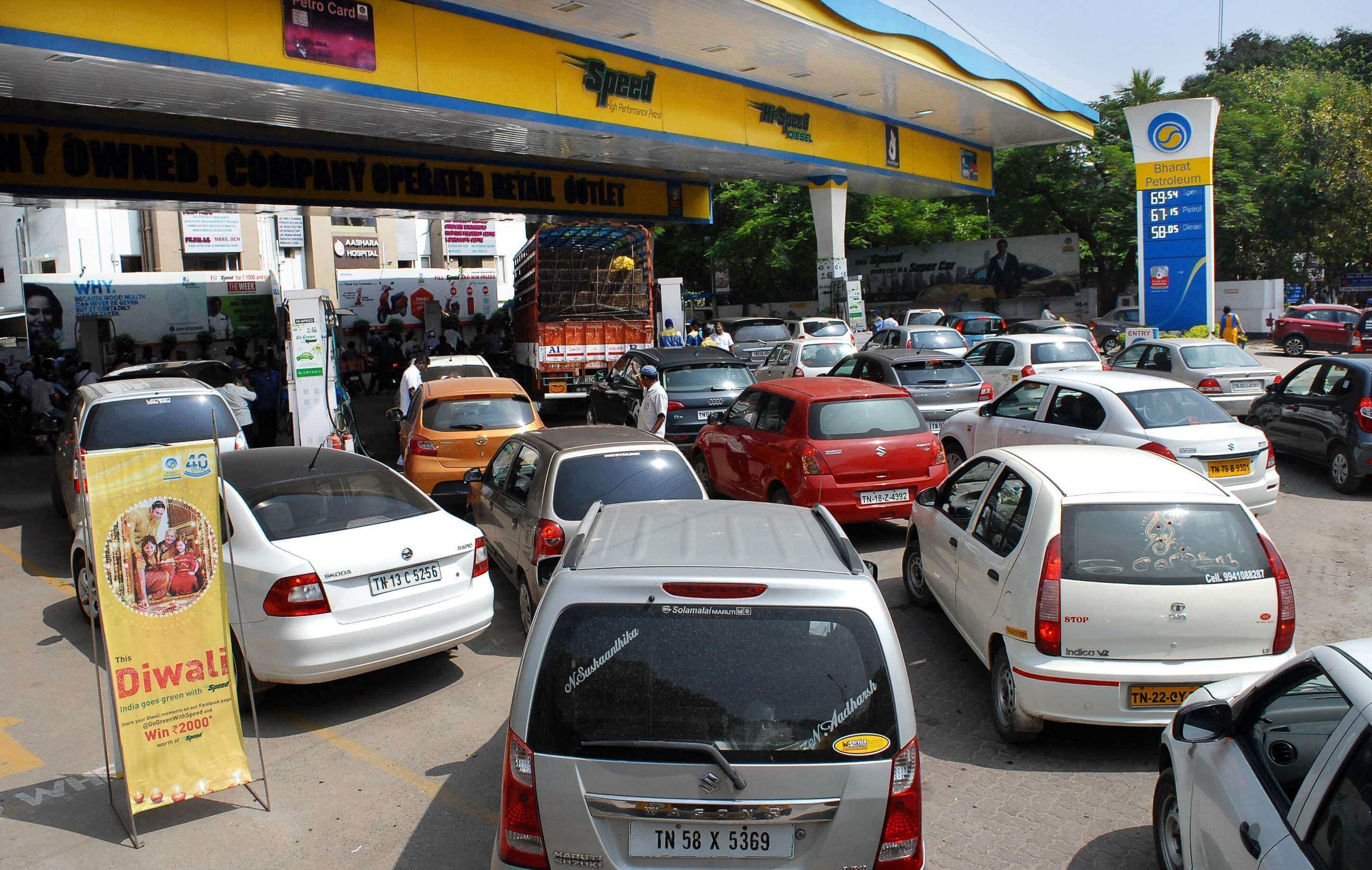 Why does India need MyPetrolPump?